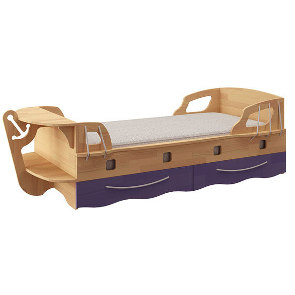 Кровать Седьмой Океан